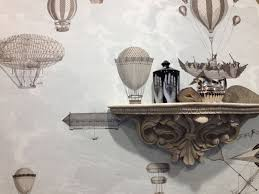 Fornasetti Curtains Fornasetti Ii Macchine Volanti In The Cole U0026 Son Showroom Every
