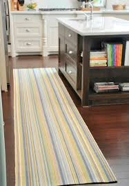 Gray And Yellow Kitchen Rugs Some Vintage And Stylish Kitchen Mat And Rug Ideas Homesfeed