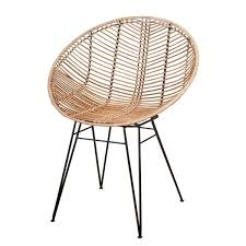 rattan esszimmer 39 best rattan stühle wicker chairs images on retro