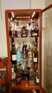 ikea liquor cabinet my cheap ikea liquor cabinet whiskyporn