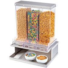 Cereal Dispenser Dry Food Dispenser