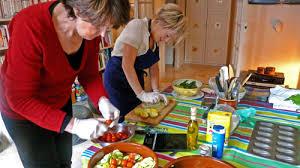 cours de cuisine en groupe visite d apos un marché et cours de cuisine en petit groupe