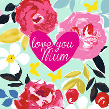 ten bright u0026 bold mother u0027s day card ideas