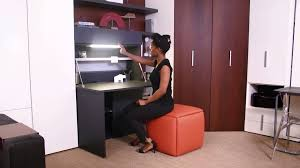 home office resource furniture space saving essentials youtube