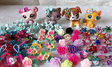 custom hair bows littlest pet shop bow ebay