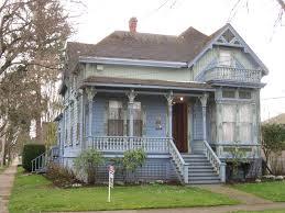 Oregon House by William H Byrd House Court Street Chemeketa Street Historic