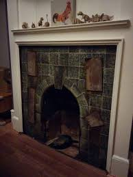 tile removing old glue from ceramic fireplace home improvement