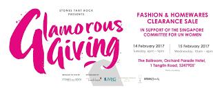 leah lambert glamorous giving a charity sales event travelshopa