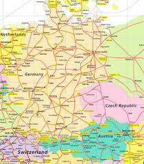 map germany austria maps of germany and austria mexico map road lapiccolaitalia info