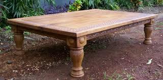 End Table Ls Ls Coffee Table 38 Jaribu Lamu Furniture
