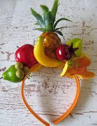 fruit headband 26 best headdress images on costumes miranda