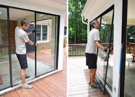 Removing A Patio Door Open Er Up Converting A Sunroom Into A Veranda House