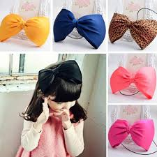school hair accessories aliexpress buy 5 colors large bow headband classic