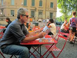 anthony bourdain meet anthony bourdain the layover travel channel the layover