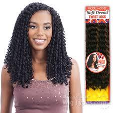 soft dread hair lengths model model glance synthetic braid soft dread twist lock 9811