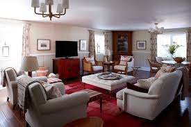 Tips For Styling Large Living Rooms  Other Awkward Spaces - Large living room interior design ideas