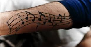 115 notes tattoos for the