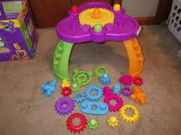 Little Tikes Play Table Little Tikes Giggly Gears Twirl Table Playset 794628134079 Ebay