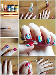step by step nail art instructions u2013 slybury com
