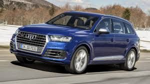 audi jeep 2016 review the audi sq7 performance suv top gear