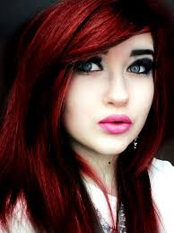 hair cuts with red colour 2015 dark red hair with black tips is listed in our dark red hair with