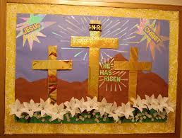 jesus easter bulletin board religion pinterest easter