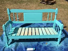 Bench From Headboard 14 Diy Pallet Benches For Indoors And Outdoors Shelterness