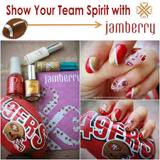 agape love designs show your team spirit with jamberry nails