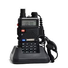 10 pack baofeng uv5r two way radio walkie talkie fm 1800mah w