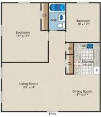 Floor Plan Apartment Design Tiny House Single Floor Plans 2 Bedrooms Apartment Floor Plans