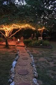how to string lights on a tree outdoor string light ideas part 1 of 3 birddog lighting