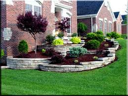 simple landscape design ideas inspire home design