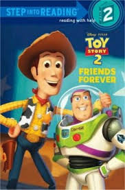 disney pixar toy story 2 friends book gkworld