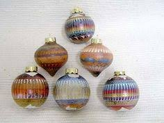 colorful southwest navajo etchware ornament rpncetch