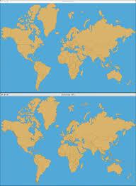 Map The World by Harmonic Code Worldmap Cosmetics