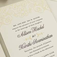 and black wedding invitations posh foil gold and black wedding invitations banter and charm