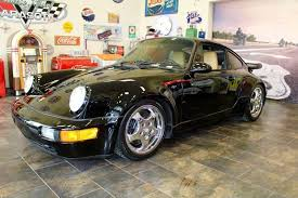 porsche 911 price used 1992 porsche 911 turbo 964 stock 911turbo for sale near sarasota