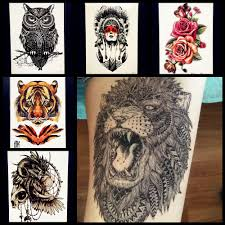 tattoos for men indian online get cheap indian head tattoo aliexpress com alibaba group