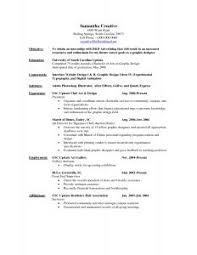 A Resume For A Job Application by Examples Of Resumes Resume Good Objective Statements For With
