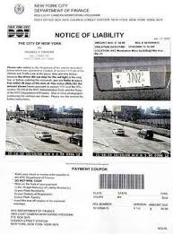 traffic light camera ticket new york red light camera tickets a rowboat