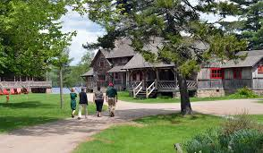 The Great Barn At Stone Mountain The Origin Of The Great Camp Style Architecture Adirondacks New