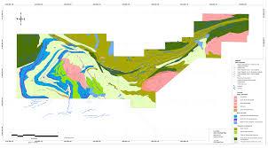 Isoline Map Gis Portfolio Gisjoy