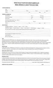 medical release of information form template general liability