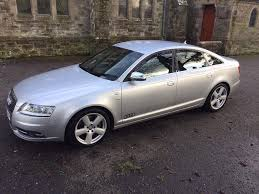07 audi a6 2 7 tdi s line auto 7 speed paddle shift fsh full mot