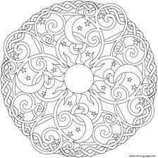 sun moon dragon yin coloring pages colouring