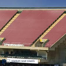 Stadium Bench Bench U0026 Stadium Seat Covers For Athletic Arenas Putterman Athletics