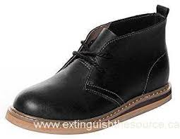 s leather dress boots canada boat island heritage s original leather dress boots