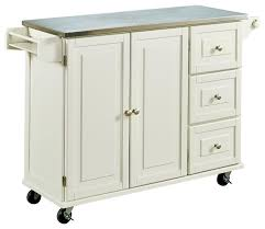 kitchen island cart stainless steel top liberty kitchen cart with stainless steel top transitional