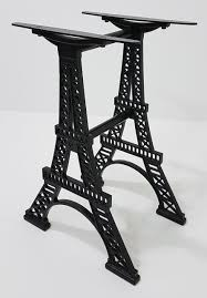 eiffel tower table siz kl201 eiffel tower table leg metal hotel restaurant cafe