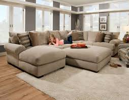 Grey Velvet Sectional Sofa by Furniture Home Eu Designed Sofa Functions A Deep Secure Seat And